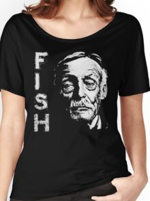 Something's Fishy.. Women's Relaxed Fit T-Shirt