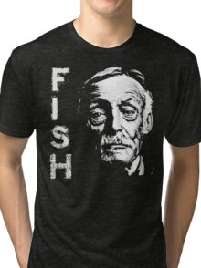 Something's Fishy.. Tri-blend T-Shirt