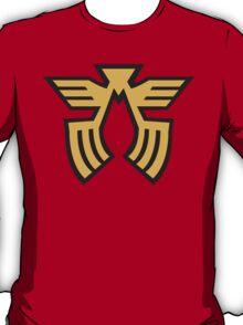 Char Aznable Uniform Rank T-Shirt