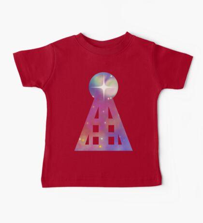 Triangular Nebula Baby Tee