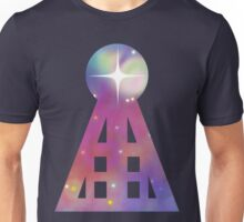 Triangular Nebula Unisex T-Shirt