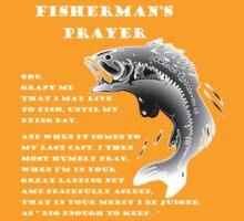 FISHERMAN's PRAYER by annasarp