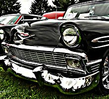 1956 Chevy Belair by BLAKSTEEL
