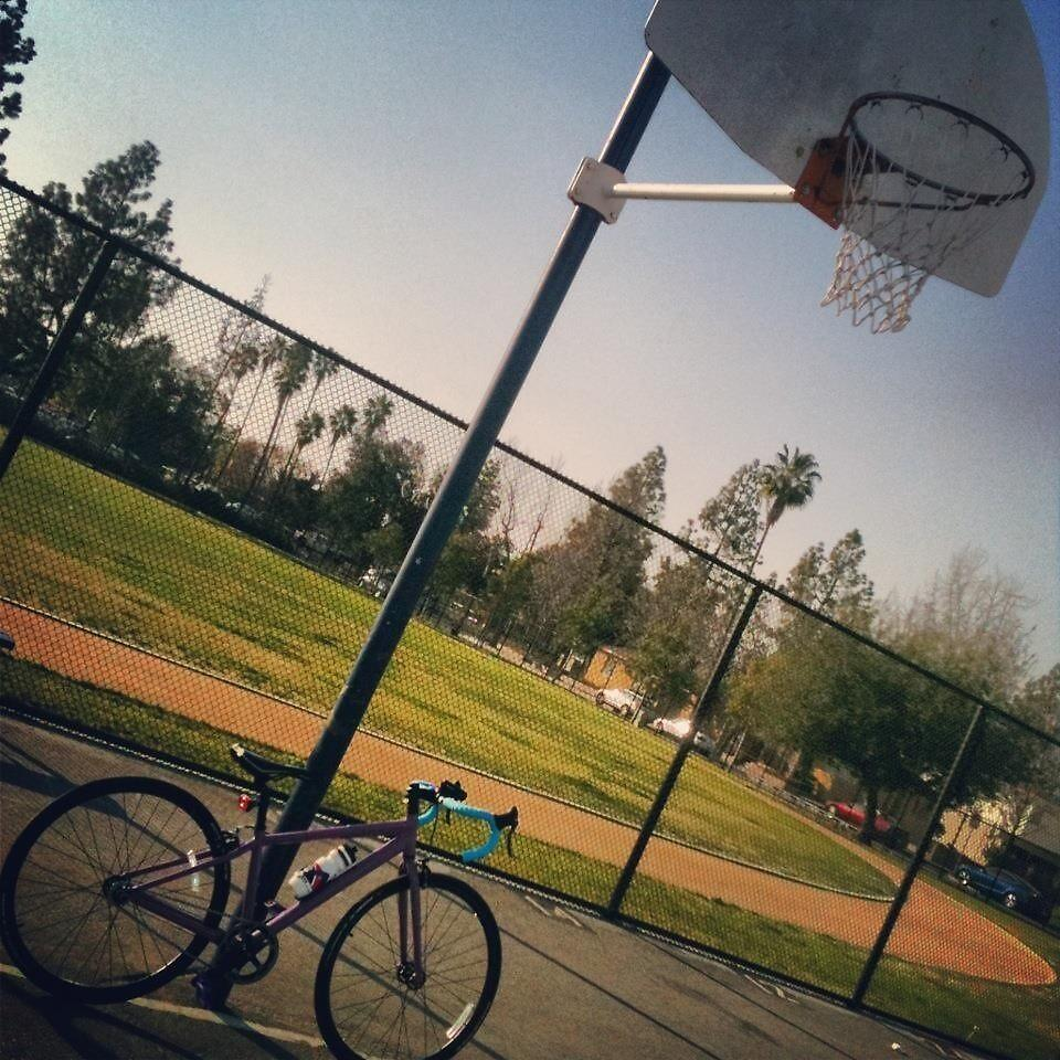 Hoops and dreams by m15hizzle