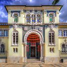 Bank Of Portugal Faro  by manateevoyager