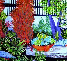 El Jardin Hermoso by Rhonda  Anderson