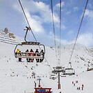Ski Lift  by Patricia Jacobs CPAGB LRPS BPE4