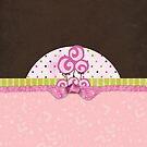 Miss. Jen Candy iPhone / iPod Case by David & Kristine Masterson