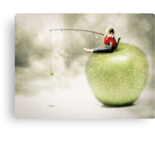 Apple Dream Canvas Print
