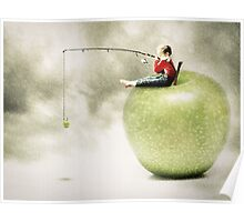 Apple Dream Poster
