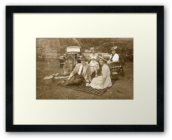 Vintage Picnic by Patricia Jacobs DPAGB LRPS BPE4