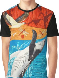Northern Migration Graphic T-Shirt