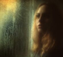 Another Face In A Window by Taylan Soyturk
