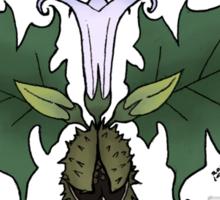 Datura- Witches Apple Sticker