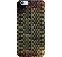 illusion level iPhone Case/Skin