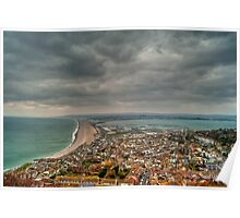 Storm Over Chesil Beach Poster