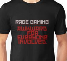 Awkward for Everyone Involved - Red Unisex T-Shirt