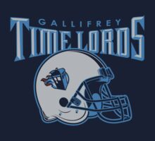 Gallifrey Time Lords by Brinkerhoff