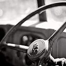 Morris Truck Steering wheel by Norman Repacholi
