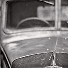 Vintage Morris Truck by Norman Repacholi