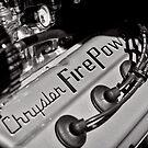 Chrysler Fire Power by Norman Repacholi