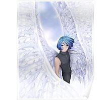 Archangel Gabriel Poster