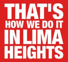Lima Heights - White by maudeline