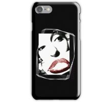 Red Lips Don't Lie iPhone Case/Skin