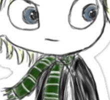 Draco Malfoy Chibi Sticker