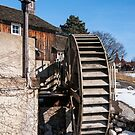 The Mill Wheel by gharris