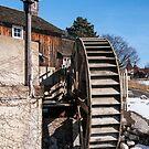 The Mill Wheel by gharris