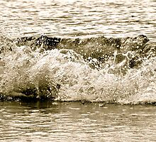 Water Flows in a Pack, just like wolves (2) by Zaraar  Zahid Soorty