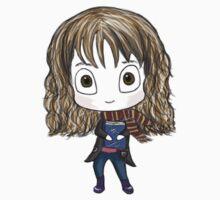 Hermione Granger Chibi by Kristina Moy