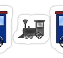 Nursery Trains Sticker