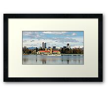 Denver Framed Print
