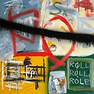 ROLL by Alan Taylor Jeffries