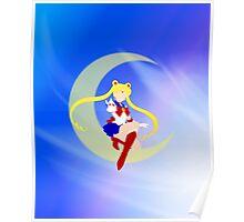 Sailor Moon Lineless Art Poster