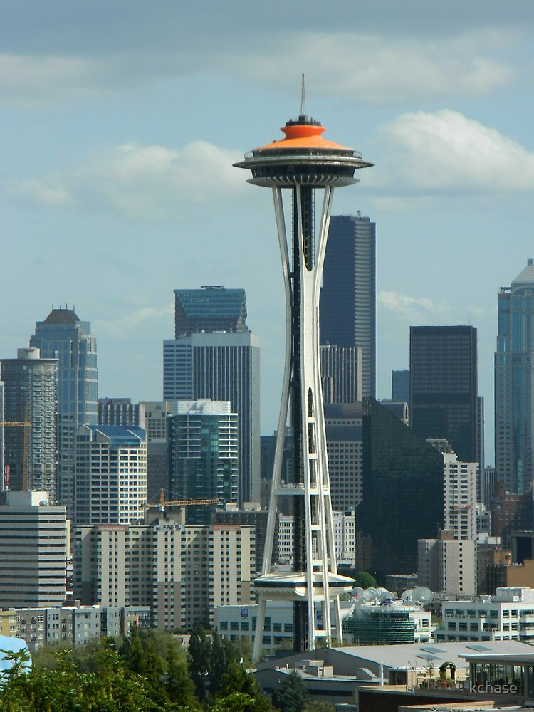 Space Needle by kchase