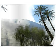 Luxor Reflection Poster