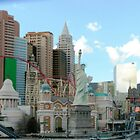 Las Vegas Strip by kchase