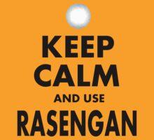 Keep Calm and use Rasengan by Luwee