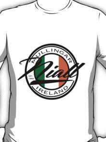Niall Horan Baseball Logo T-Shirt