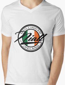Niall Horan Baseball Logo Mens V-Neck T-Shirt