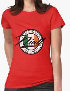 Niall Horan Baseball Logo Womens Fitted T-Shirt