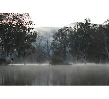 Mist rising  Photographic Print