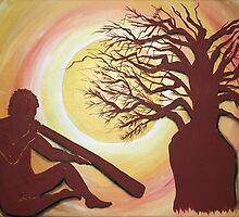 'Baobab  Dreaming' by jansimpressions