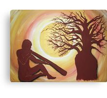 'Baobab  Dreaming' Canvas Print