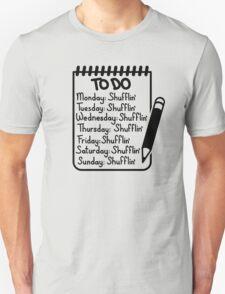 Shufflin Unisex T-Shirt