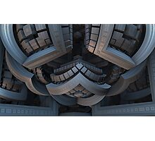 Inside the Bauhaus Energy Complex Photographic Print
