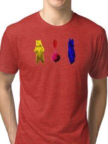 Bears, Beets, Battlestar Galactica (the office)  Tri-blend T-Shirt